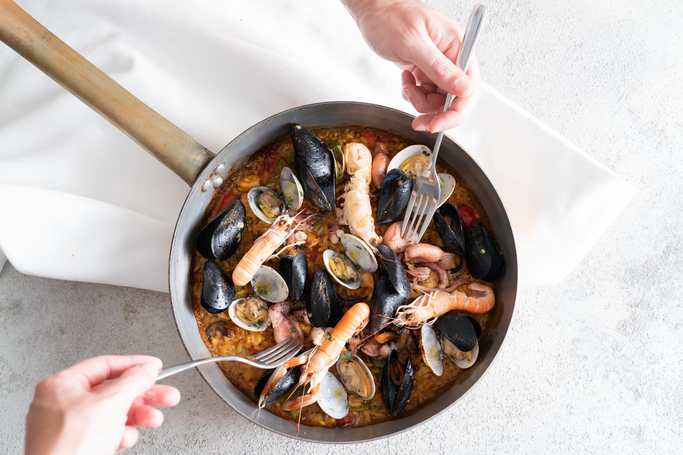 Piatti speciali della Chef Tina Cosenza